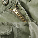 Brand New Pants Military Army Straight Pants Men Cotton Casual Solid Multi Pocket Trousers