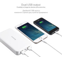 Power Bank 20000mAh Small PowerBank Fast Charger Portable Battery