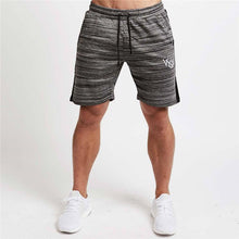 Mens Summer Cool Casual Shorts Professional Fitness Bodybuilding Gyms Crossfit Short Pants