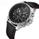 Men's Watches Top Brand Luxury Quartz Watch Men Fashion Casual Waterproof Clock