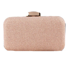 Women bags ladies Rose Gold evening bags wedding bridal handbags purse bags holder pochette soiree