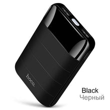 Power Bank 10000mAh Mini Dual USB LED Display Polymer External Battery Portable