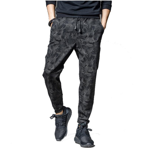 2018 high quality sweatpants Men's gasp workout bodybuilding clothing casual camouflage sweatpants joggers pants