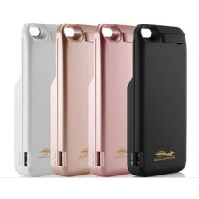 4200mAh Portable Backup External Battery Charger Case For 5 S Powerbank Pack Charging Case