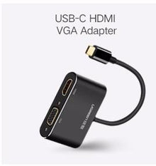 Ugreen Micro HDMI to HDMI Cable 2M Gold-Plated 1.4 3D 2K 1440P High Premium Cable Adapter