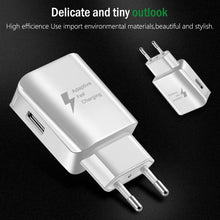 Phone Charger Quick Charge Fast USB For Mobile Phone Type C USB Cable