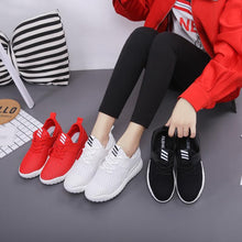Women Sport Shoes Light 2018 New Arrivals Outdoor Breathable Mesh Teenage Girls Running Shoes