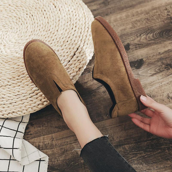2018 New Arrival Women Loafers Round Toe Lady Flats Spring Autumn Fashion Casual Shoes Sneakers