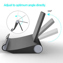 Mobile Phone Holder Stand Foldable Phone Stand Holder Cell Phone Desk Holder