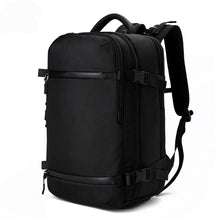 New Men's Backpack 17.3Inch Laptop Backpack Large Capacity Travel Backpack