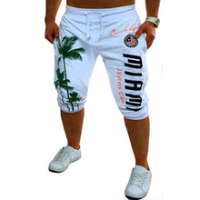 Mens Baggy Jogger Casual Slim Harem Short Slacks Casual Soft Cotton Trousers Shorts