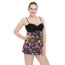 Tow piece Swimwear Plus Size Women Swimsuit Bathing Suits Dress