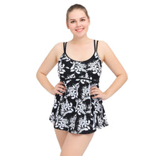 2018 New Plus Size Swimwear Women Sexy Large Size Swimsuit Dress