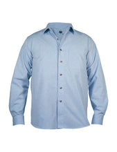 Load image into Gallery viewer, Long Sleeve Everyday Carry Shirt - Chambray