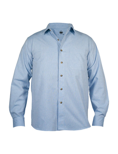 Long Sleeve Everyday Carry Shirt - Chambray