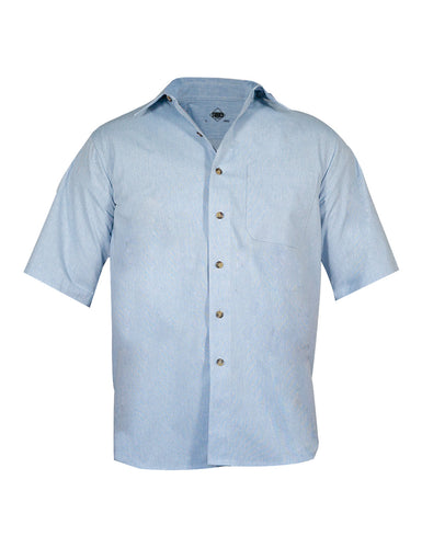 Short Sleeve Everyday Carry Shirt - Chambray