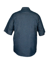 Load image into Gallery viewer, Short Sleeve Everyday Carry Shirt - Denim