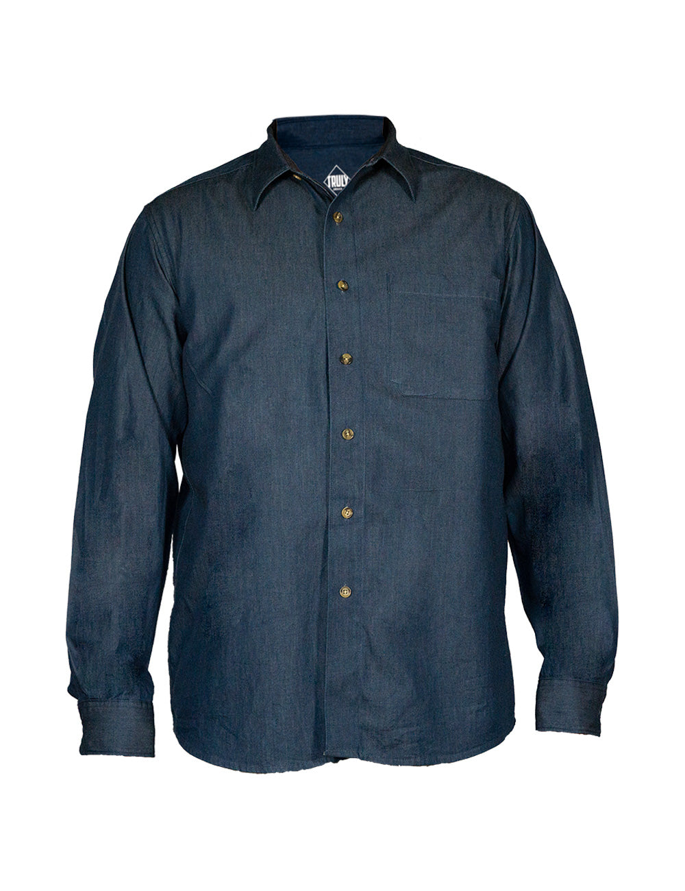 Long Sleeve Everyday Carry Shirt - Denim