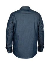 Load image into Gallery viewer, Long Sleeve Everyday Carry Shirt - Denim