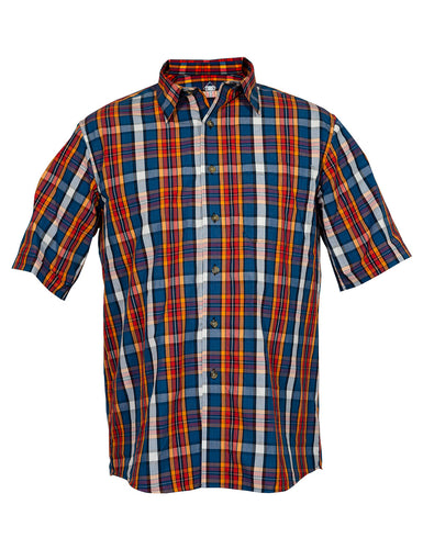 Short Sleeve Everyday Carry Shirt - Clear Autumn