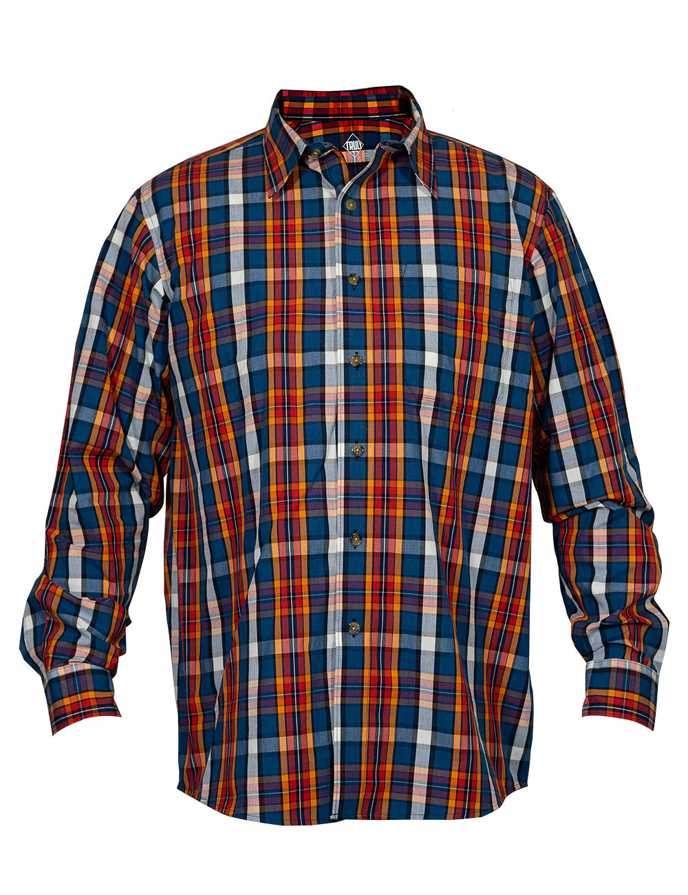 Long Sleeve Everyday Carry Shirt - Clear Autumn