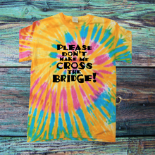 Tie Dye Bridge T-Shirt