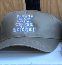 Low Profile Cap Bridge Style