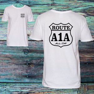 Route A1A All Day T-shirt