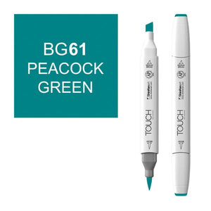 Peacock Green Marker