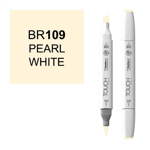 Pearl White Marker
