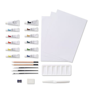 10ml Complete Acrylic Painting Set
