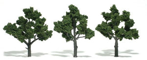 "3""-5"" Ready Made Tree Value Pack Green Deciduous"