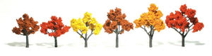 "3""-5"" Ready Made Tree Value Pack Fall Colors"