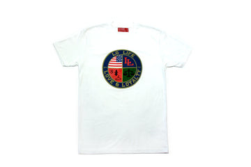 LL Cookie Tee - White