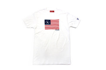 LL Flag Tee - White