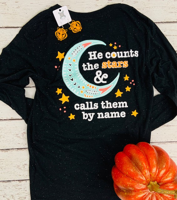He Counts The Stars & Knows My Name Shirt