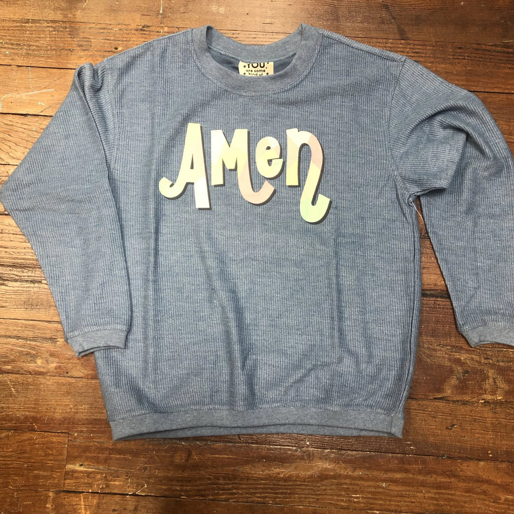 Amen Corded Pullover