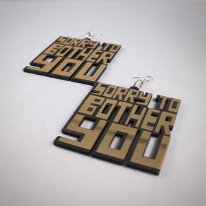 STBY EARRINGS - GOLD