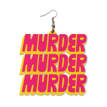 DETROIT'S EARRINGS - MURDER / KILL