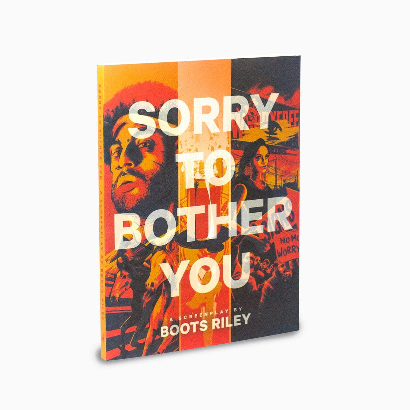 Sorry To Bother You Original Screenplay - 2014 McSweeney's reprint!