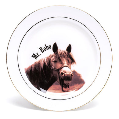 LIMITED EDITION Collectible Mr. Bobo Plate