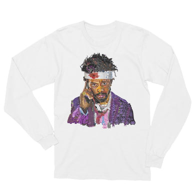 Cassius Green Emoji T-shirt (Long-sleeve)