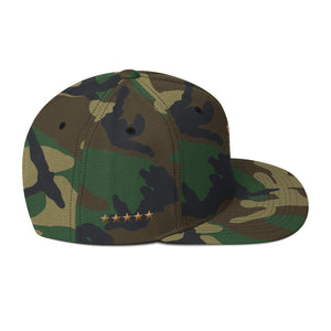 Verge 2018 5-Star Memorial Day Snapback Hat