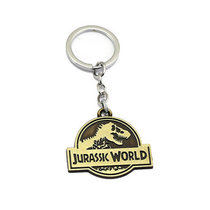 Jurassic World Keychain