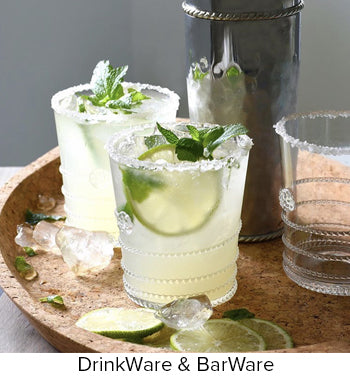 View All DrinkWare and BarWare