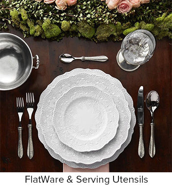 View All FlatWare and Serving Utensils
