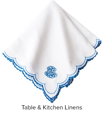 View All Table and Kitchen Linens