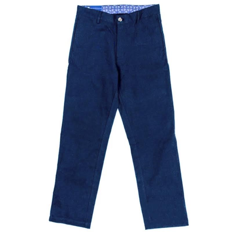 Navy Twill Champ Pant
