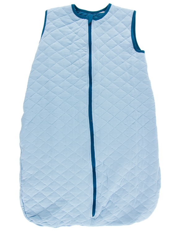 Pond w/ Twilight Whale Quilted Sleeping Bag