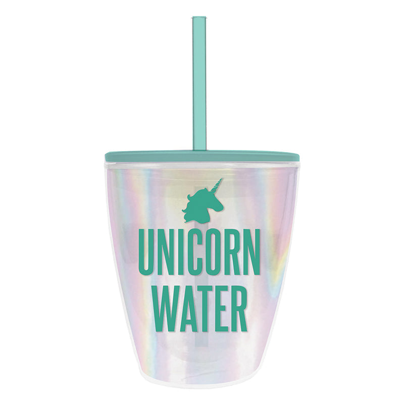Unicorn Water Double Old Fashion